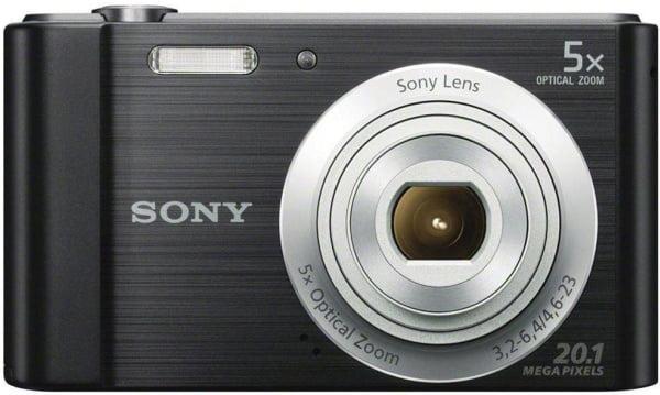 Et 20 megapixel kompaktkamera. Set til ca. 700.