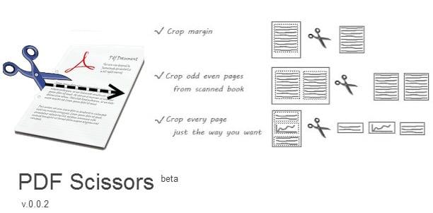 PSF scissors