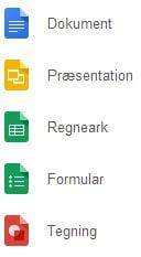 google-drev-nyt-dokument