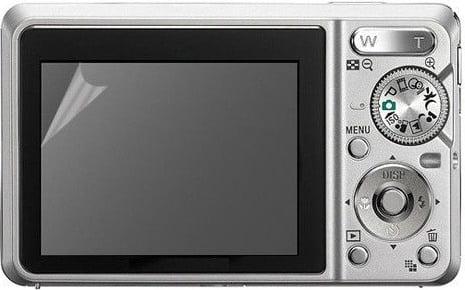 Beskyt kameraets skærm mod ridser