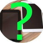 Køb af tablet: Hvad skal du vælge?