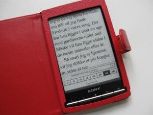 Sony-stor skrift