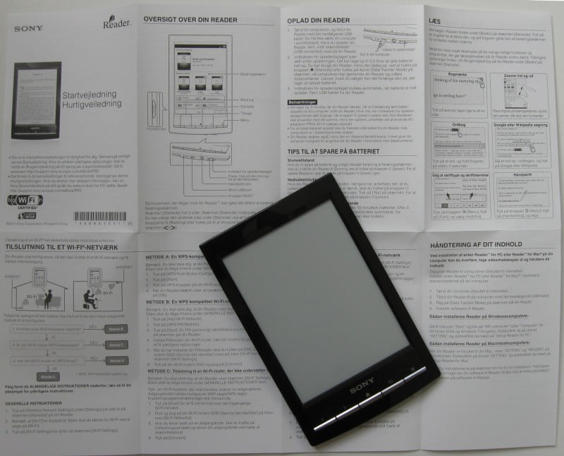 Sony med manual