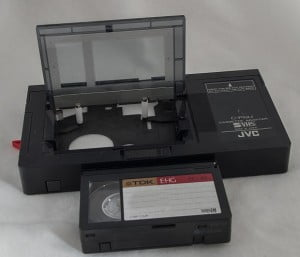 VHS-C-adapter.