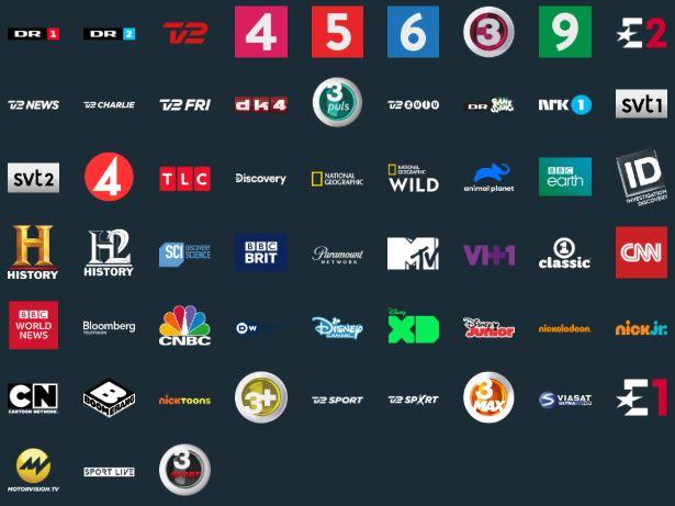 Gratis dansk iptv Smart IPTV